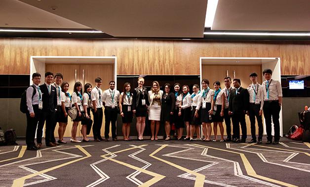 IDEM APDSA 2016 - IDEM-APDSA Student Leader Programme