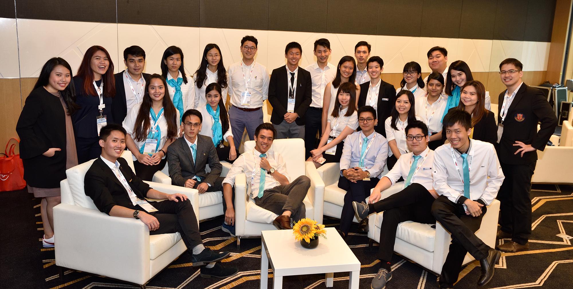 IDEM APDSA 2018 - IDEM-APDSA Student Leader Programme