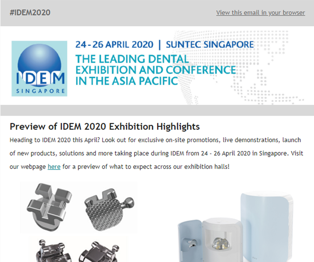 IDEM 2020 VP 5 - News