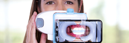 Dental Monitoring Website 1