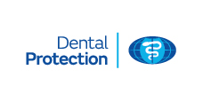 Dental Protection Logo A3 H x 14mm - Home