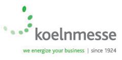 Koelnmesse Logo - Conference