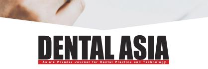 Dental asia website - Exhibitor Listing