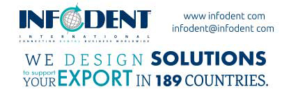Infodent Website - Exhibition Highlights