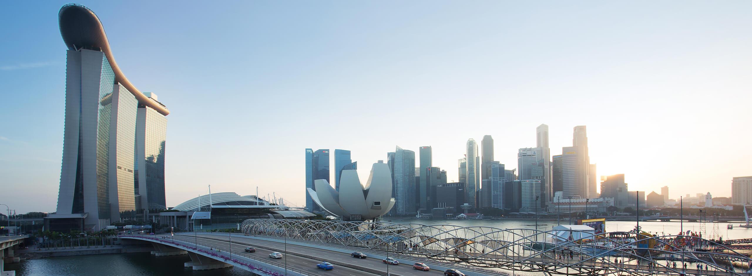Venue Marina Bay Sands - Home